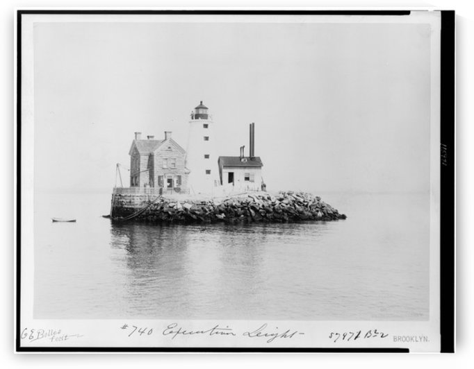 Execution Lighthouse, NY by Stock Photography