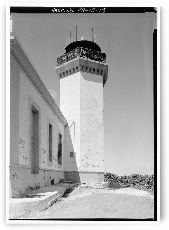 Faro de los Morillos de Arecibo, Puerto Rico by Stock Photography