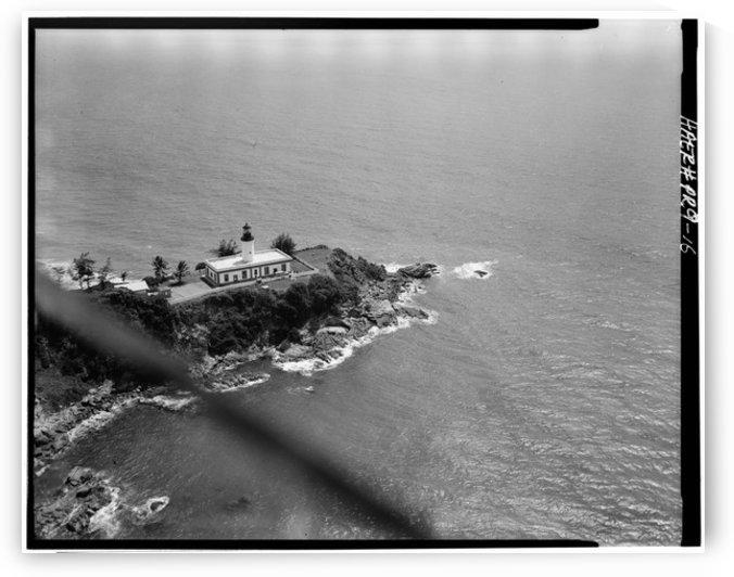 Faro de Punta Tuna, Puerto Rico by Stock Photography