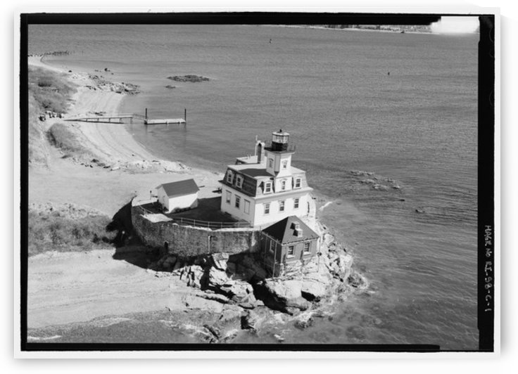 Fort Hamilton, Rhode Island by Stock Photography