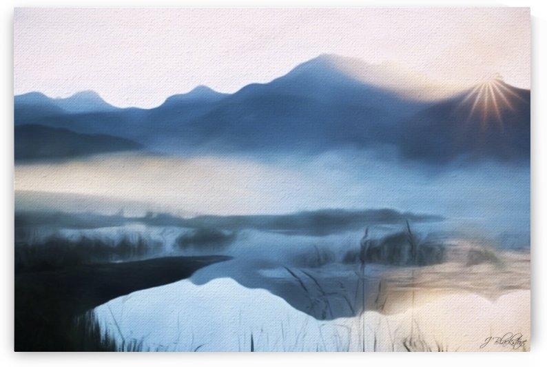 Moving Forward - Inspirational Art by Jordan Blackstone by Jordan Blackstone