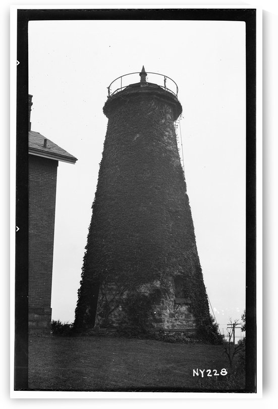 Genessee Lighthouse, NY by Stock Photography