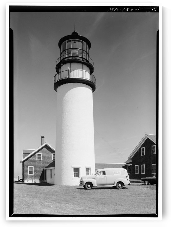 Highland-Lighthouse-MA by Stock Photography