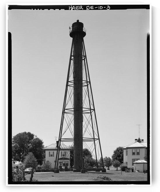 Liston-Range-Rear-Light-Delaware by Stock Photography