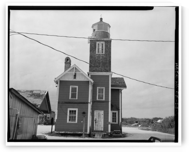 Mispillion-Lighthouse-Delaware by Stock Photography