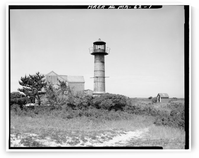 Monomoy-Point-Light-Station-Mass by Stock Photography
