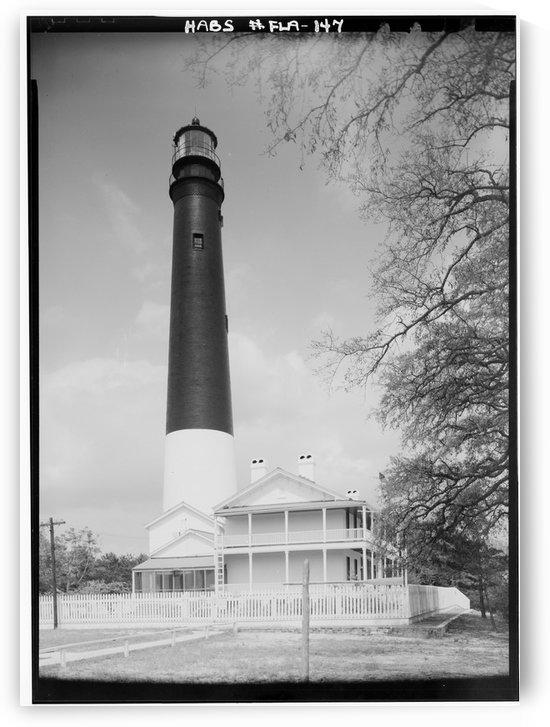 Pensacola-Lighthouse-Florida by Stock Photography