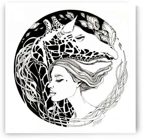 Symbiosis by Ioana Zdralea