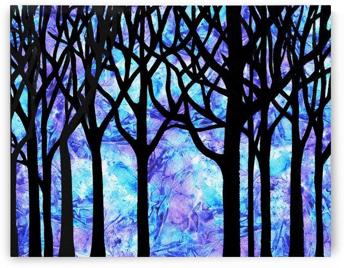 Frozen Forest by Irina Sztukowski