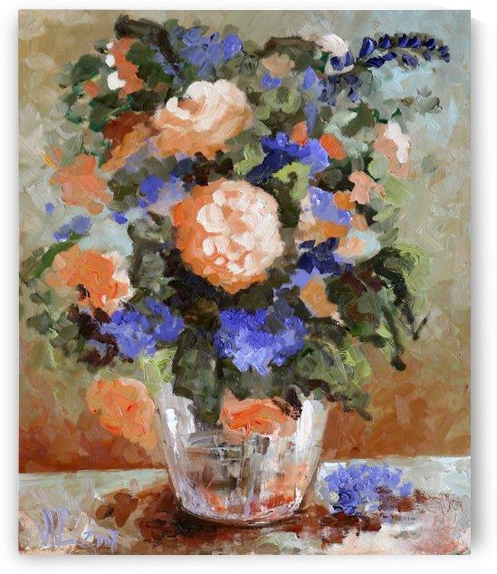 Flowers bouqet by Vali Irina Ciobanu by vali irina ciobanu