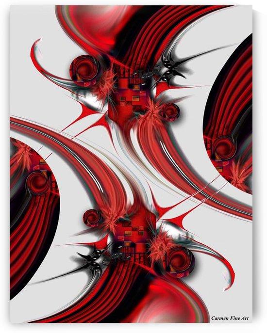 Tender Design   Composition by Carmen Fine Art