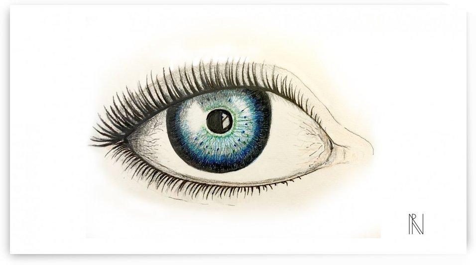 Eye by Aria