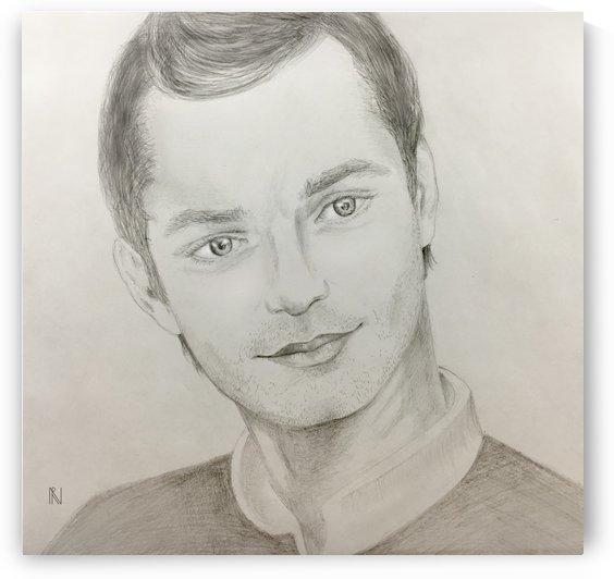 Portrait by Aria