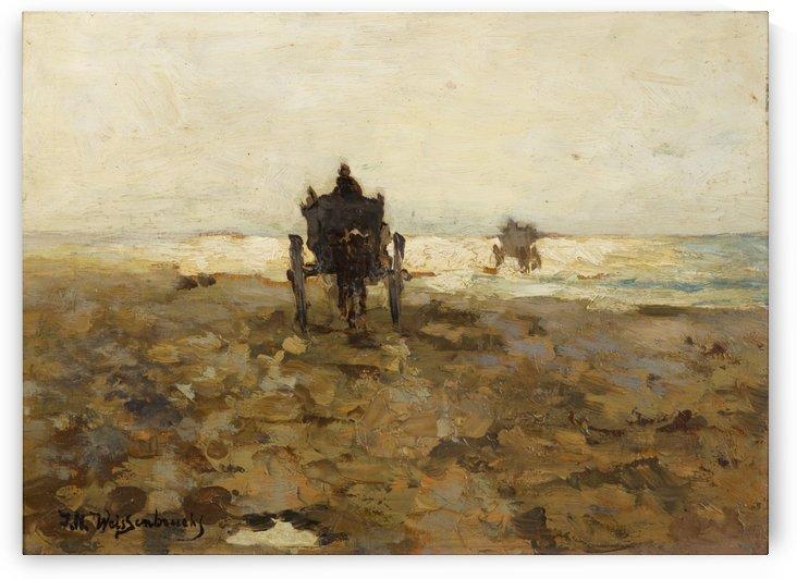 Shell cart by Jan Weissenbruch