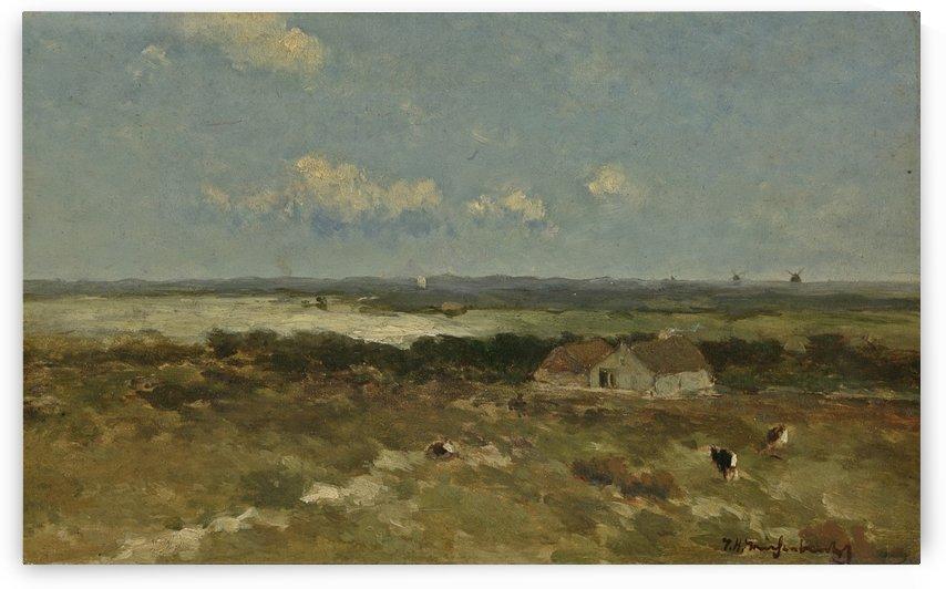 Duinlandschap by Jan Weissenbruch