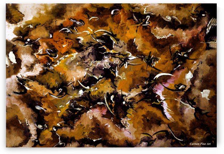 Autumnal Cut by Carmen Fine Art