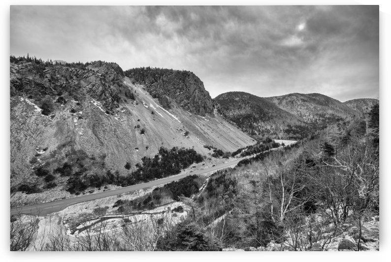Cliffs of la Grande Falaise by Michel Soucy