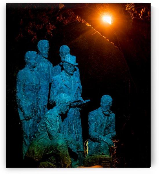 Reading lamp by Jonas Sundberg