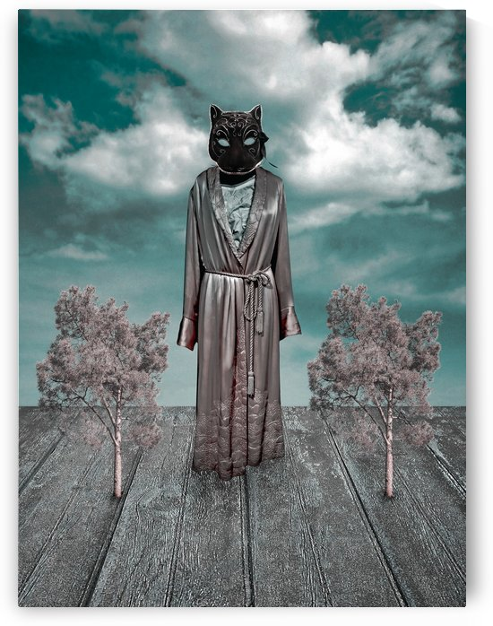 Digital Art Surrealistic Scene by Daniel Ferreia Leites Ciccarino