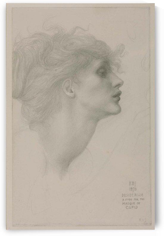 Desiderium by Sir Edward Coley Burne-Jones