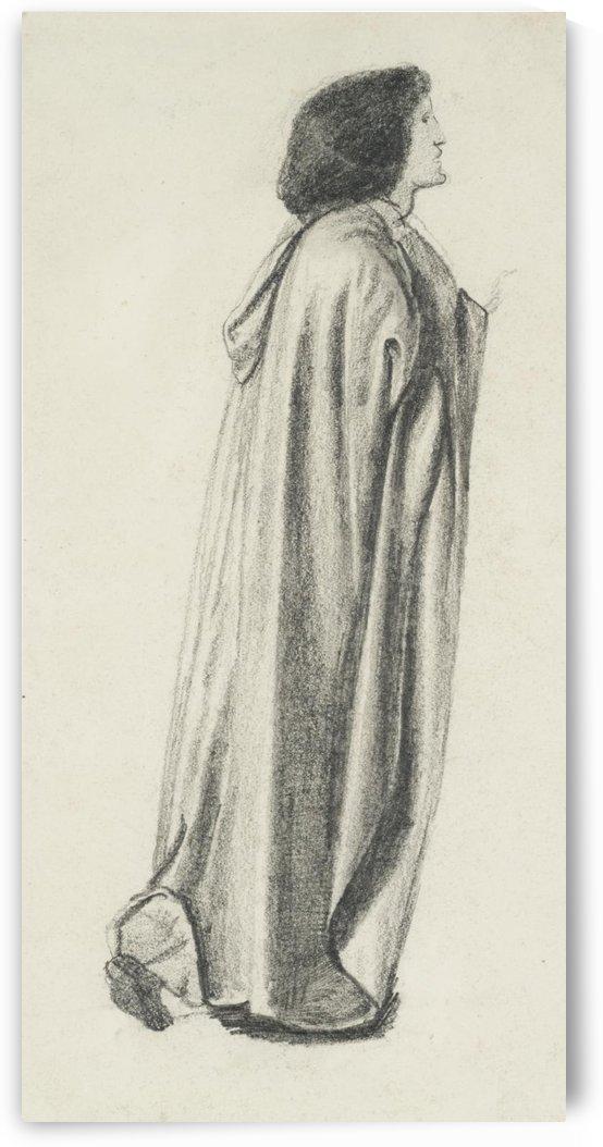 Saint Oswald by Sir Edward Coley Burne-Jones