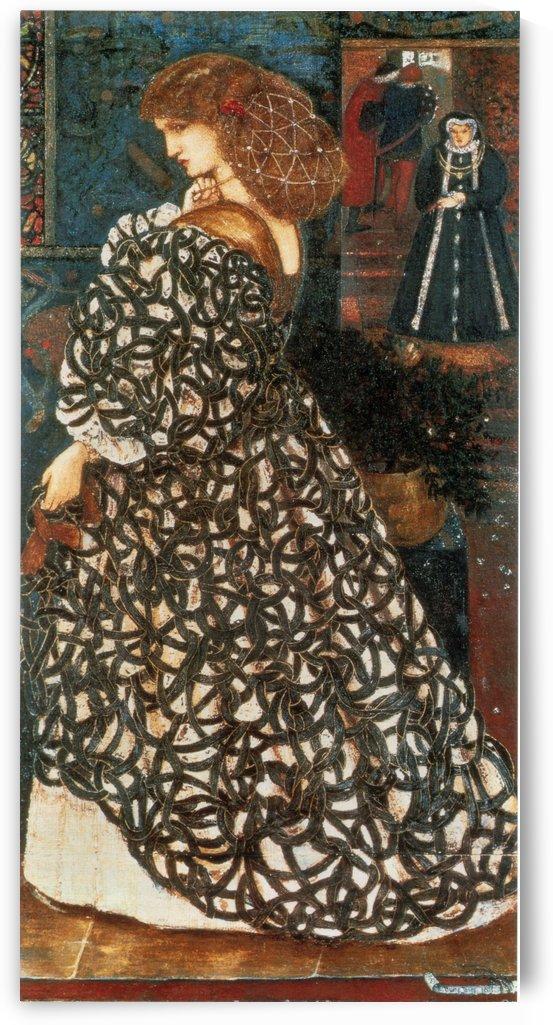 Jones Sidonia von Bork by Sir Edward Coley Burne-Jones
