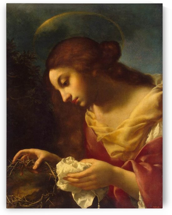St Mary Magdalene by Carlo Dolci