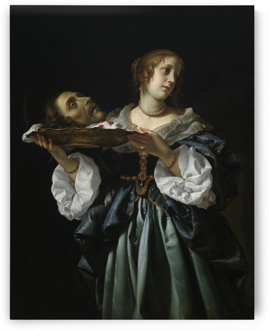 Salome with the Head of Saint John the Baptist by Carlo Dolci