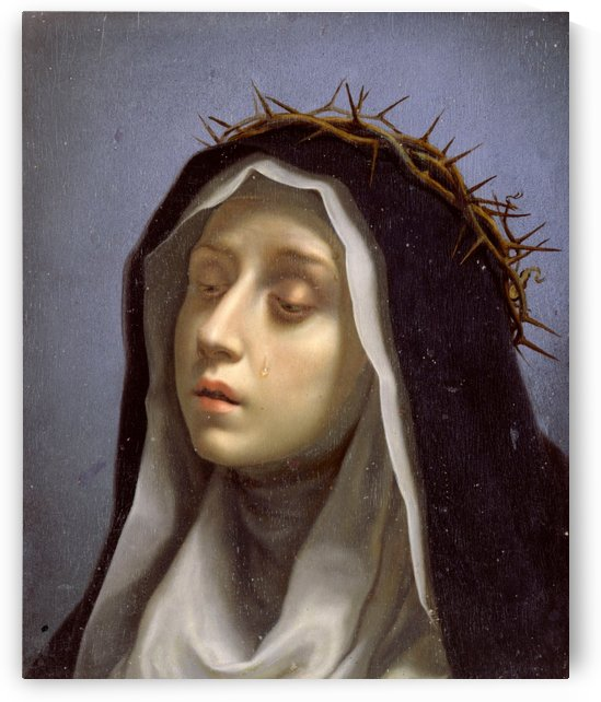 St Catherine of Siena by Carlo Dolci