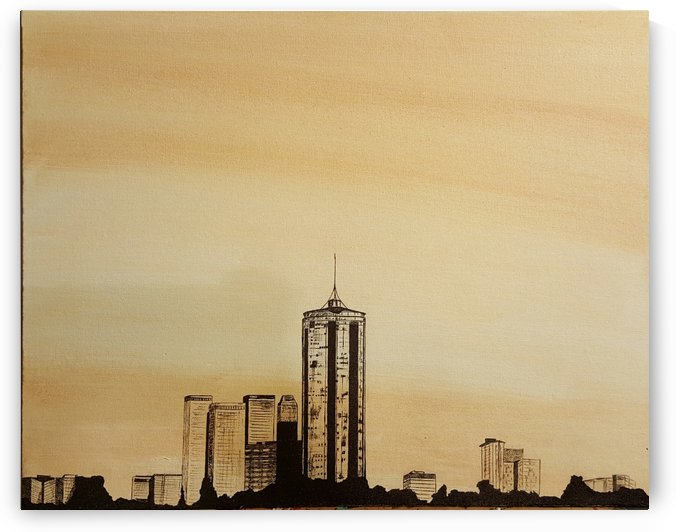 View from 23rd street by Crystal Wacoche