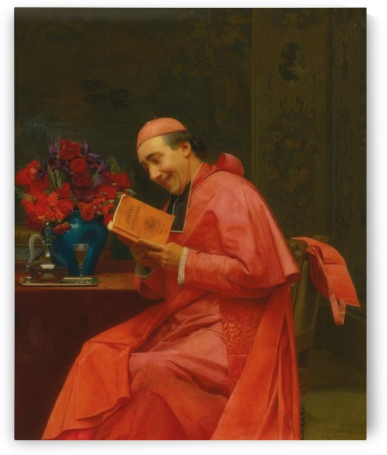 An amusing read by Jehan-Georges Vibert