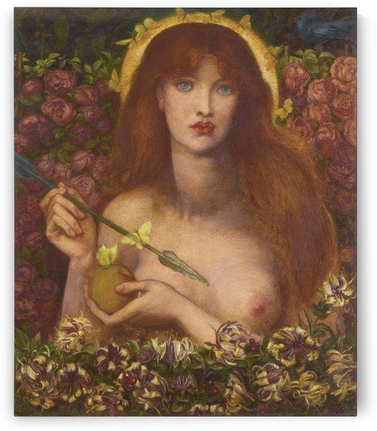 Venus by Dante Gabriel Rossetti