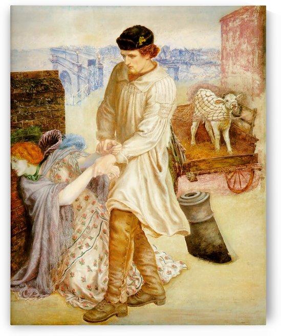 Found 1854 by Dante Gabriel Rossetti