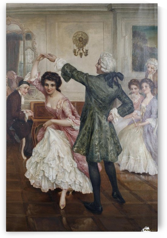 The ballroom by Delapoer Downing