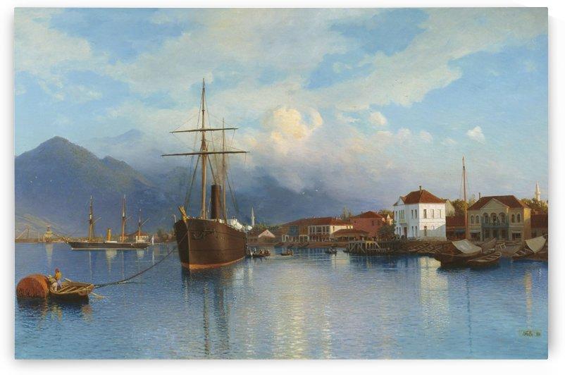 Batum, 1881 by Lev Lagorio
