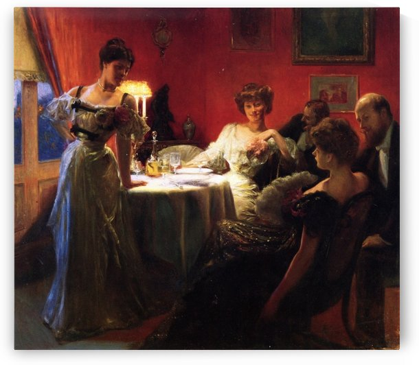 A super party by Julius LeBlanc Stewart