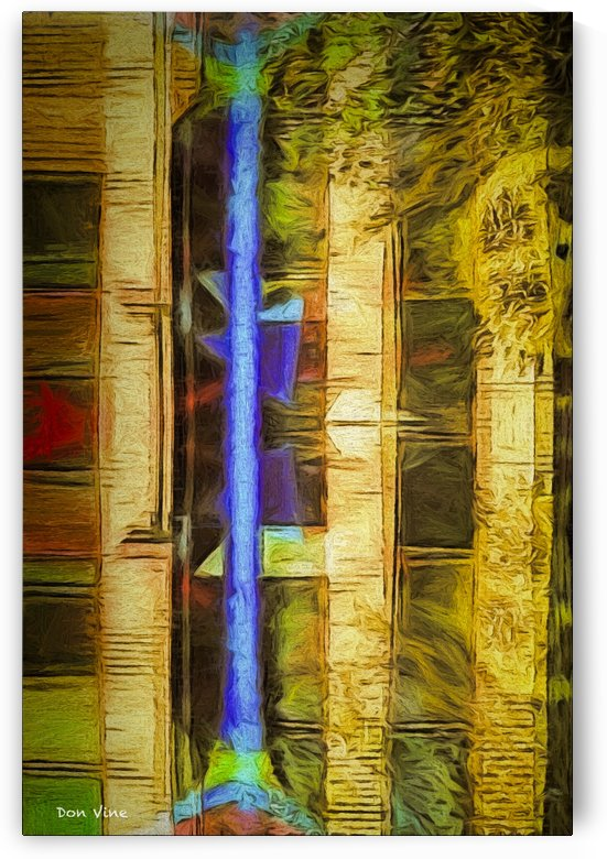 Bricks and Wheels Reflected_141111_1513_0904 HXSYV by Don Vine