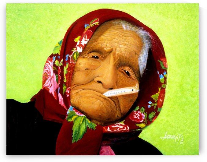 Native Survivor by Bella Visat Artist