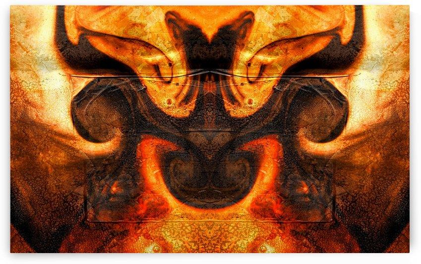 The Devil Inside by Simon Maxx Gallery