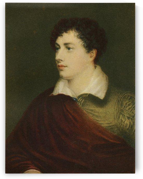 George Gordon Byron, 6th Baron Byron, later George Gordon Noel, 6th Baron Byron, 1788 by PacificStock