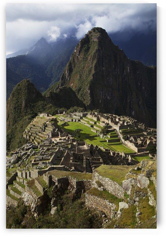 Machu Picchu; Peru by PacificStock