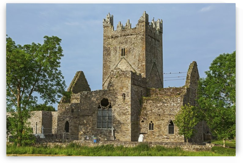 Jerpoint Abbey; County Kilkenny, Ireland by PacificStock