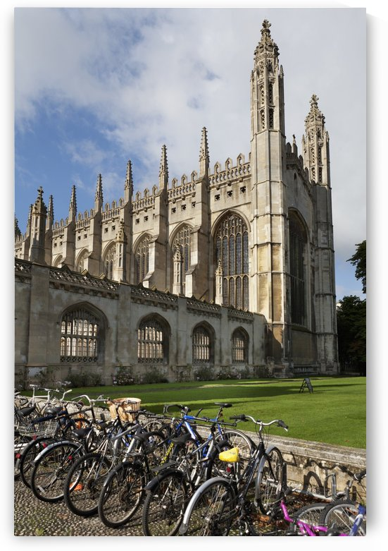 King's College; Cambridge, England by PacificStock