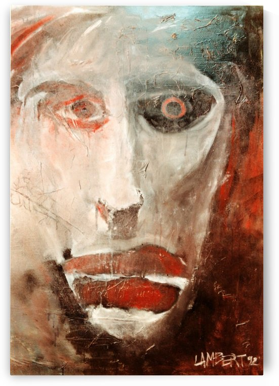 Face by Dominic Lambert