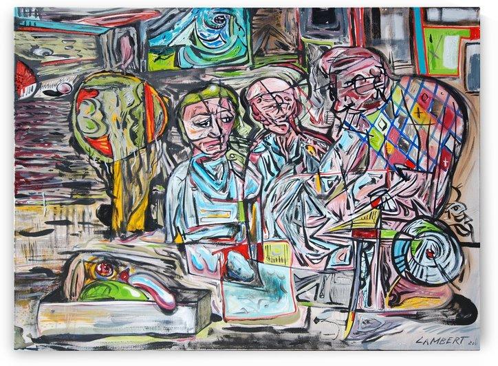 The Autopsy by Dominic Lambert