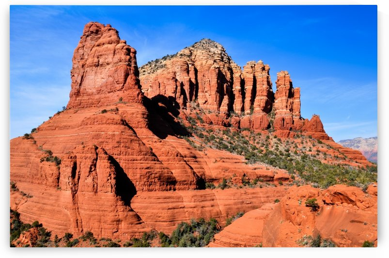 Bell Rock Sedona by DLPSquared