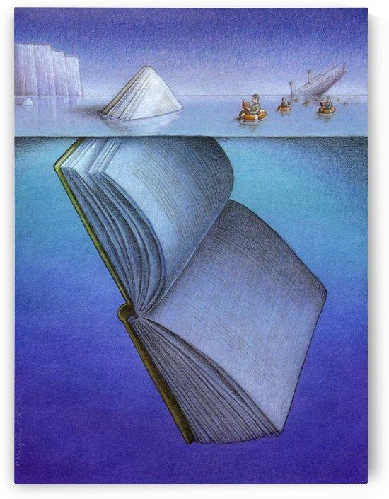 iceberg by Pawel Kuczynski