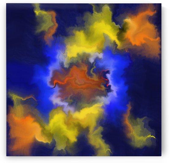 Enilusia V1 - digital abstract by Cersatti Art