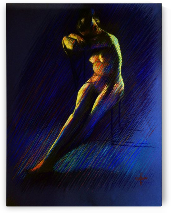 Nude - 07-03-16 (for sale) by Corné Akkers