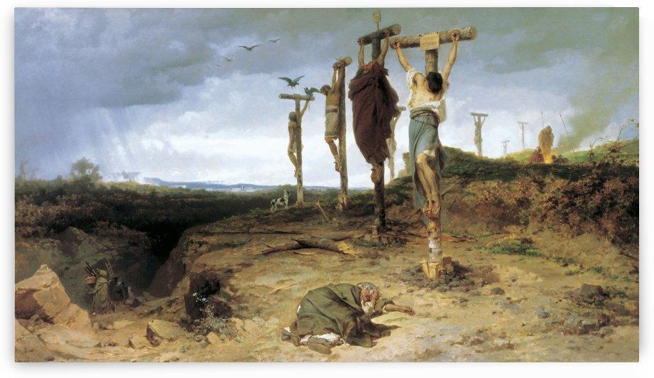 The Cursed Field by Fyodor Bronnikov